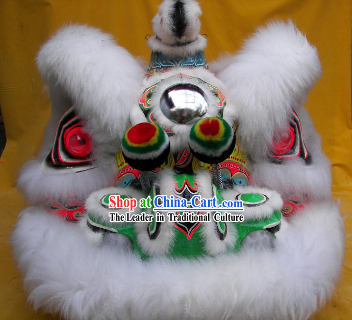 Competition and Parade Worldwide Delivery Lion Dance Costume Complete Set for Adults