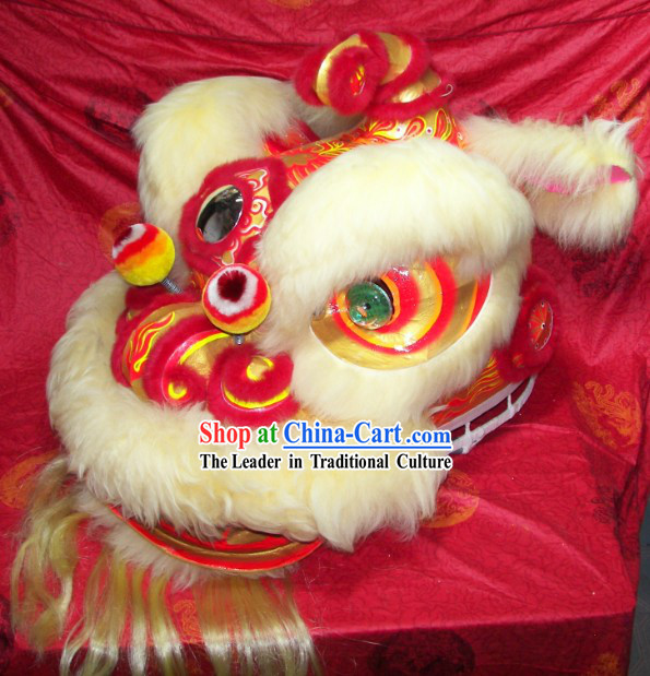 Top Quality New Year Celebration Lion Dance Costumes Complete Set