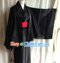 Black Classical Hanfu Costumes for Men