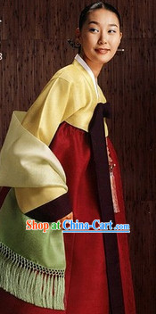 Traditional Hanbok Dresses for Women