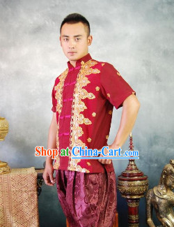 Southeast Asia Traditional Garment for Men