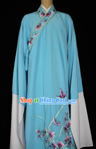 Traditional Water Sleeves Dance Robe