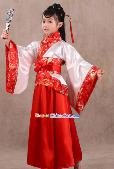 Classical Premium Performance Wear Costumes for Kids