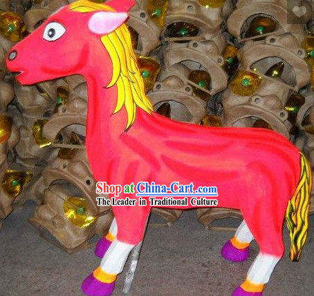Horse Year Arts of Chinese New Year Sheng Xiao 12 Symbolic Animals Associated with A 12 Year Cycle