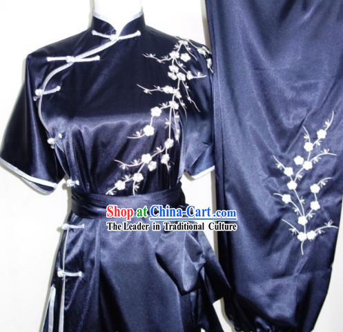 Martial Arts Uniforms Chinese Kungfu Taichi Wushu Shaolin Monks