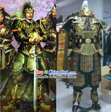 Custom Made Cosplay Armor Costumes According to the Customer's Picture