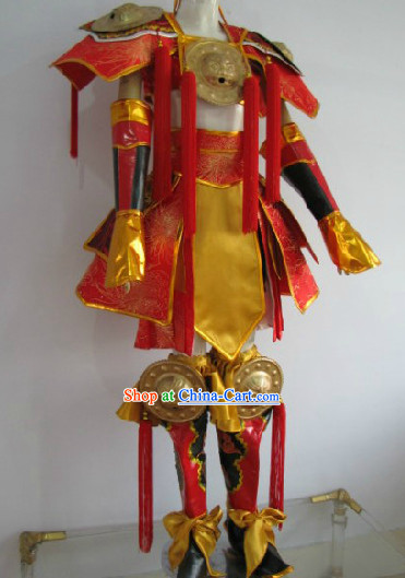 Three Kingdoms Zhou Yu Cosplay Costumes