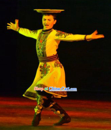 Beijing Dance Academy Teaching Xinjiang Dancer Costumes