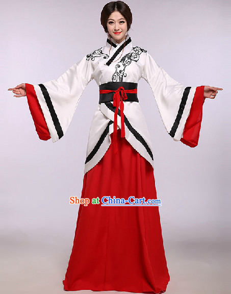 Ancient Chinese Traditional Dresses