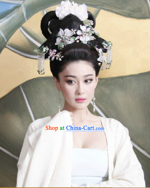 Chinese Empress Hair Decorations