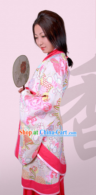 Chinese Classical Princess Clothes for Ladies