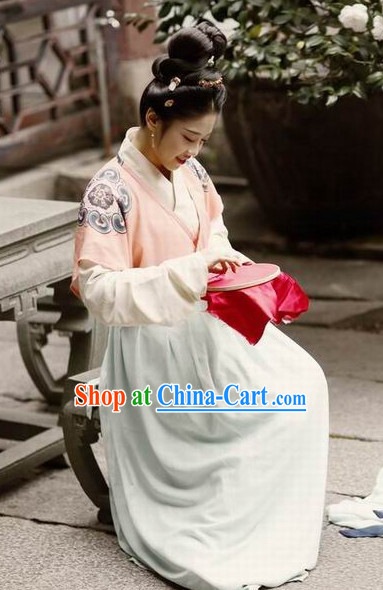 Imperial Palace Maid Dress for Ladies