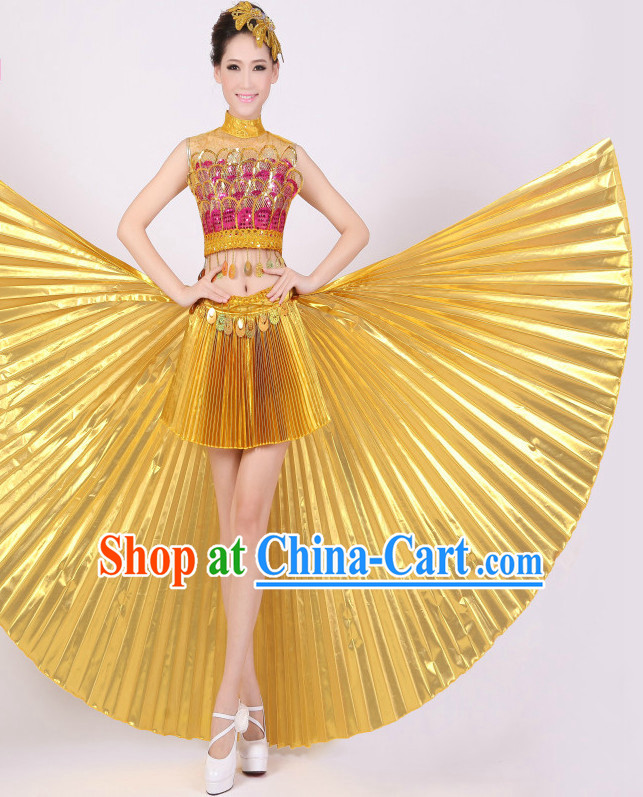 Stage Performance Cheap Dance Costume