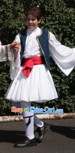 Boys Greek Costumes