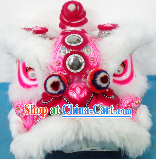 Dragon and Lion Dance Costumes Complete Set