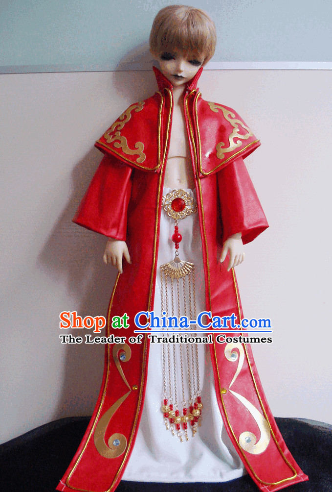 Chinese Prince Halloween Costumes
