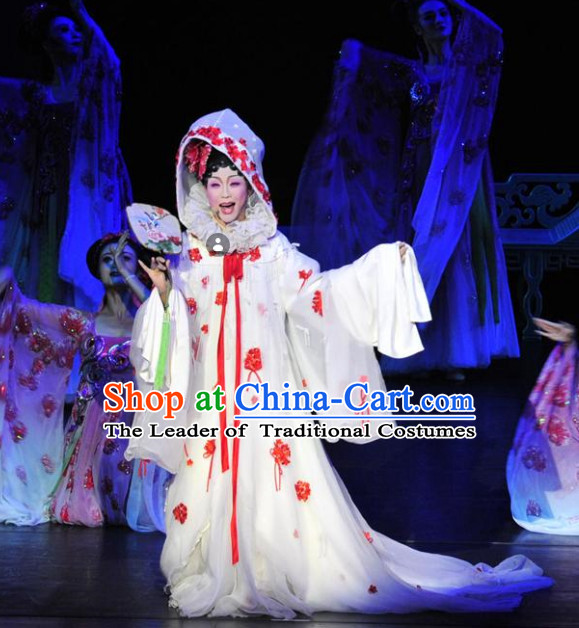 Chinese Ancient Empress Costumes online Designer Halloween Costume Wedding Gowns Dance Costumes Cosplay
