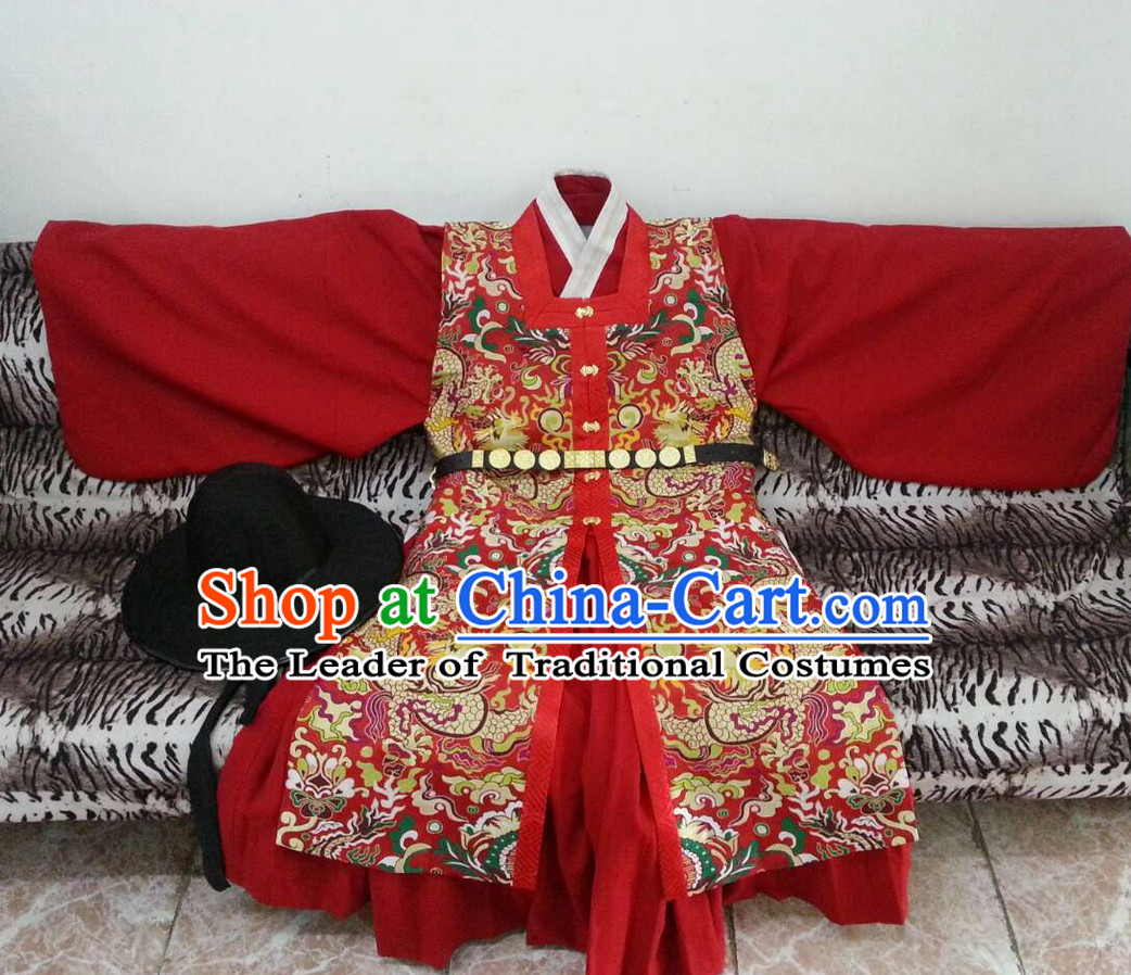 Chinese Ming Dynasty Costumes Dresses online Designer Halloween Costume Wedding Gowns Dance Costumes Superhero Costumes Cosplay