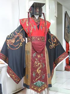 Sui Dynasty Costumes