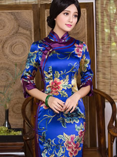 Mandarin clothes and Tang Suits for Women