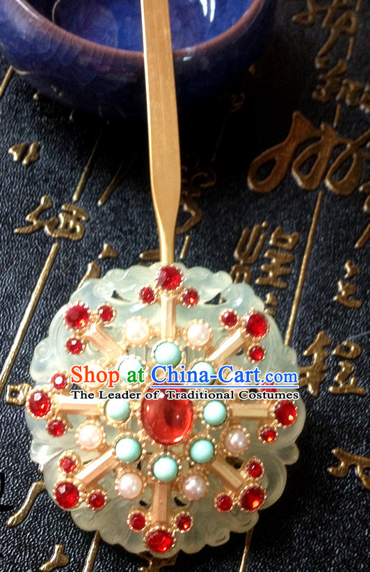 Chinese Ancient Style  Imperial Hair Jewelry Accessories Hairpins Headwear Headdress Hair Fascinators for Women