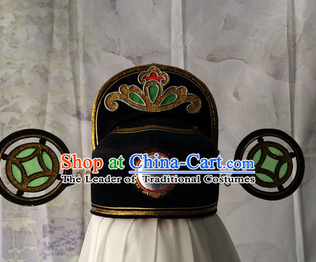 Chinese Traditional Opera Official Hat for Men