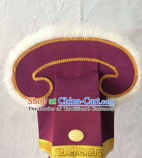 Chinese Traditional Opera Hat for Men