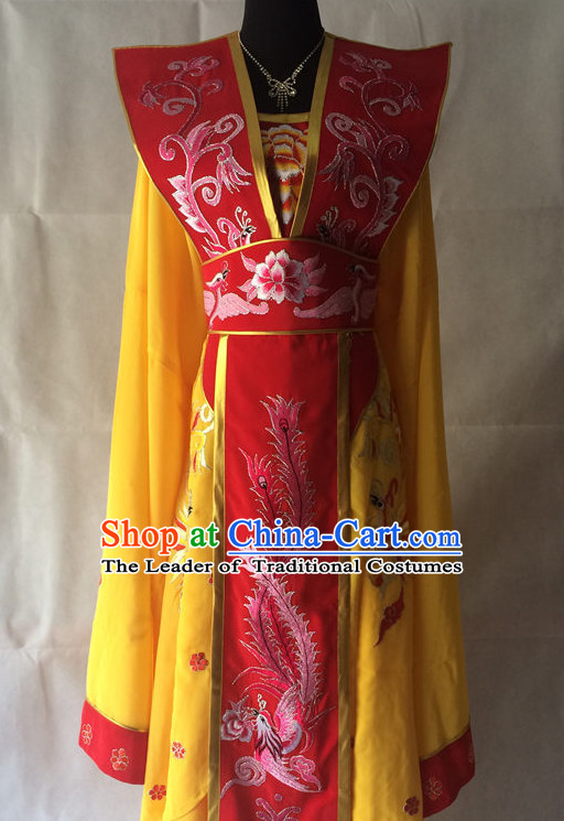 Chinese Opera Empress Queen Costume Clothes Dress China Costumes for Women