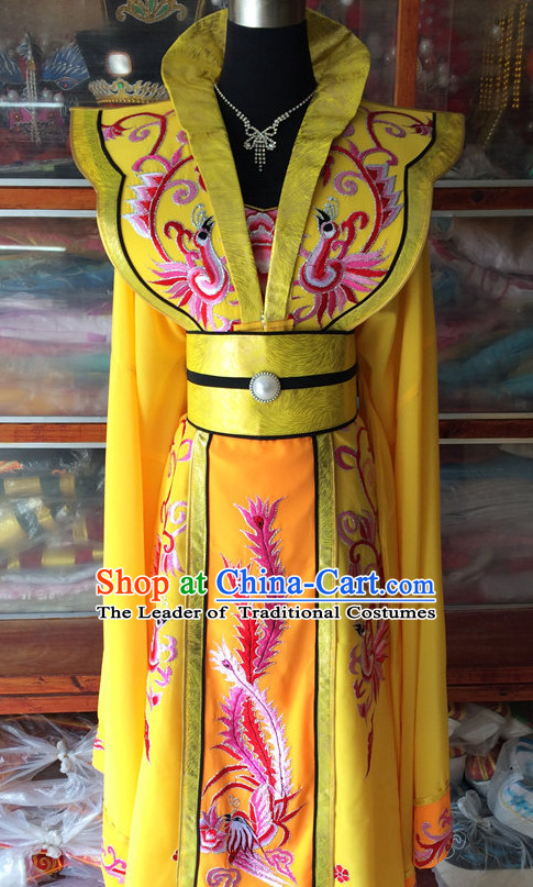 Chinese Opera Imperial Queen Princess Clothes Dress China Costumes for Women