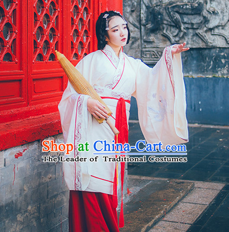 Asian Fashion Chinese Ancient Han Dynasty Princess Clothes Costume China online Shopping Traditional Costumes Dress Wholesale Culture Clothing and Hair Jewelry for Women
