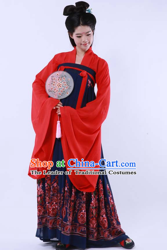 China Classic Tang Dynasty Hanfu Shop online Shopping Korean Japanese Asia Fashion Chinese Apparel Ancient Prince Costume Robe for Women