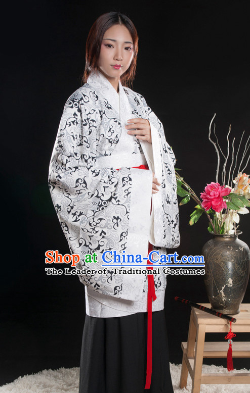 Asian Fashion Chinese Ancient Han Dynasty Lady Clothes Costume China online Shopping Traditional Costumes Dress Wholesale Culture Clothing and Hair Accessories for Women