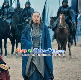 Three Kingdoms Sima Yi Robe Costumes
