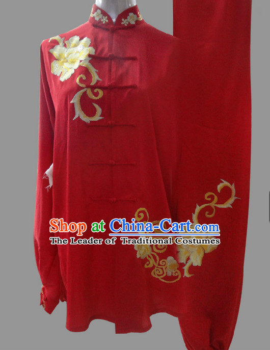 Top Wing Chun Uniform Martial Arts Supplies Supply Karate Gear Tai Chi Uniforms Clothing for Girls