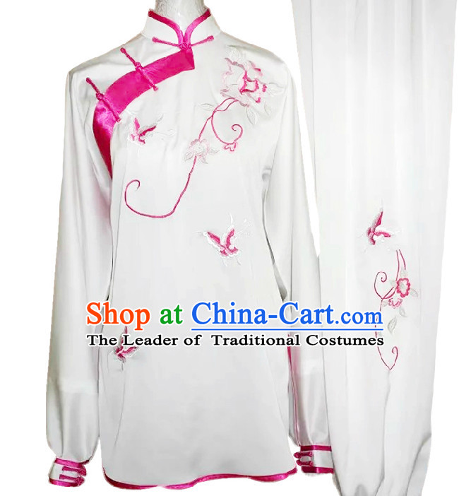 Top Kung Fu Martial Arts Taekwondo Karate Uniform Suppliers Clothing Dress Costumes Clothes for Men Women Adults Boys Girls Kids
