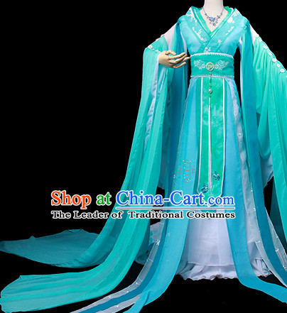 Chinese Costume Ancient China Dress Classic Garment Suits Empress Princess Clothes Clothing for Women