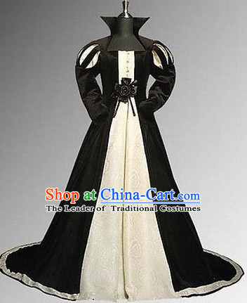 Ancient Medieval Costumes Queen Princess Costumes for Women Girls Adults Kids