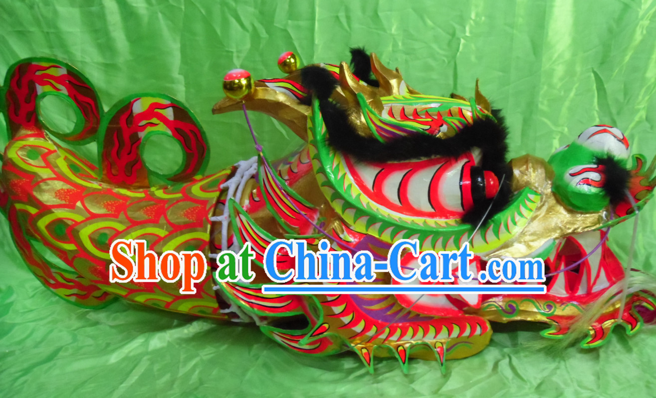 Chinese Festival Parade Dragon Dance Equipment Complete Set