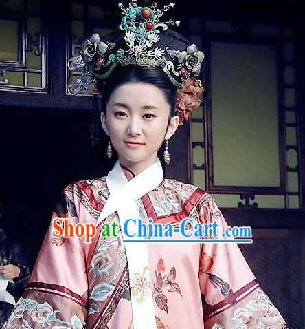 Chinese Traditional Empress Hair Accessories online Shop
