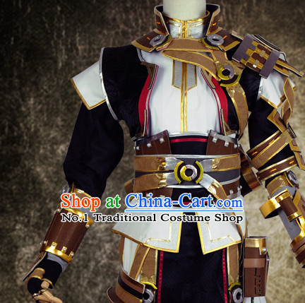 Asian Emperor Carnival Cosplay Costumes and Accessories Complete Set for Men
