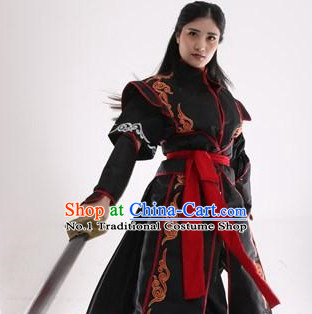 Dragon Blade Swordsman Uniform Complete Set