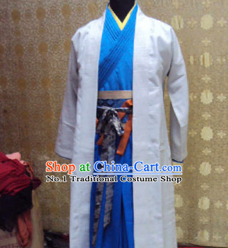 Chinese Swordsmen Stage Costumes