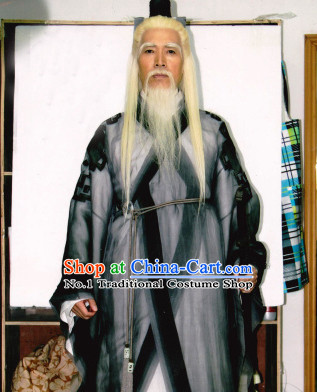 Chinese Wise Man TV Play Costumes