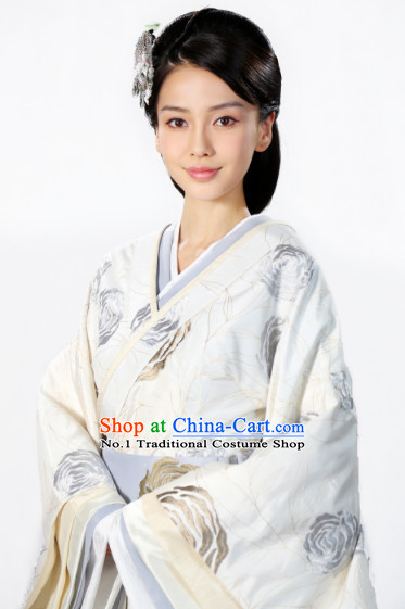 China Ancient Traditional Hanfu Outfit