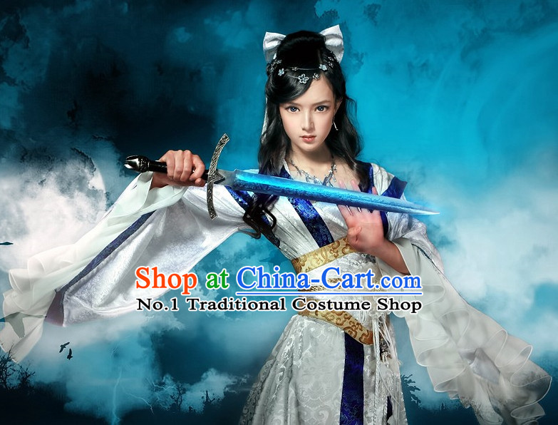 Asian Fairy Cosplay Costumes for Girls