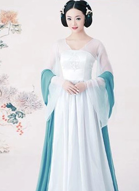 Chinese Palace Maid Costumes for Girls
