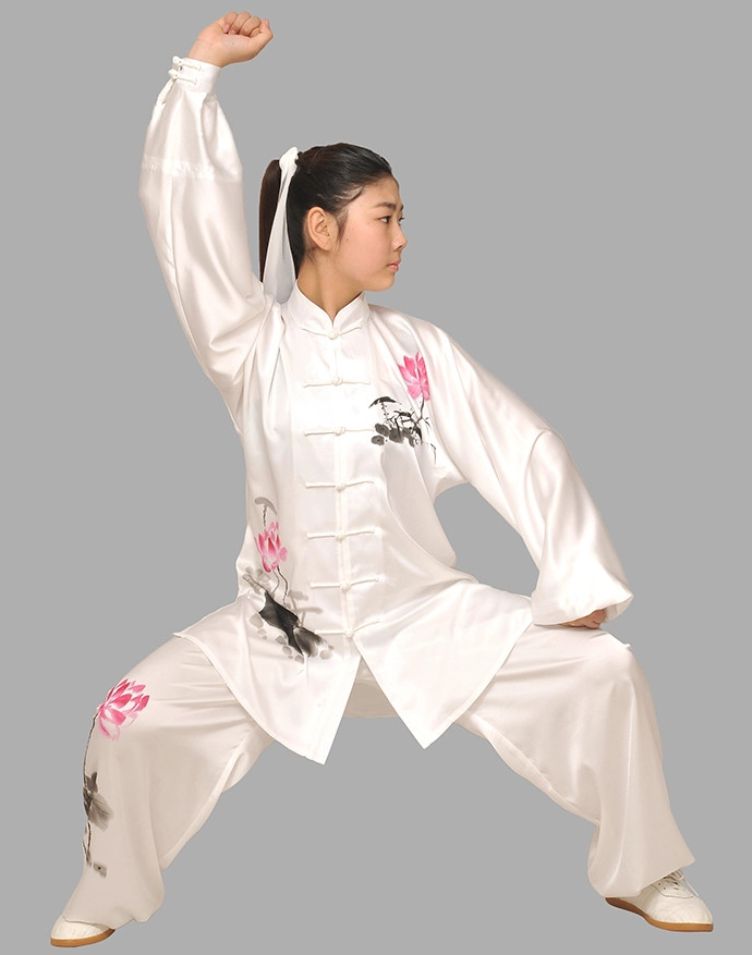 Top Kung Fu Martial Arts Costume Complete Set