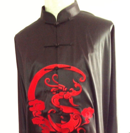 Chinese Traditional Dragon Tai Chi Chuan Uniform