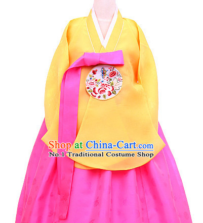 Top Korean National Dancing Costume for Women
