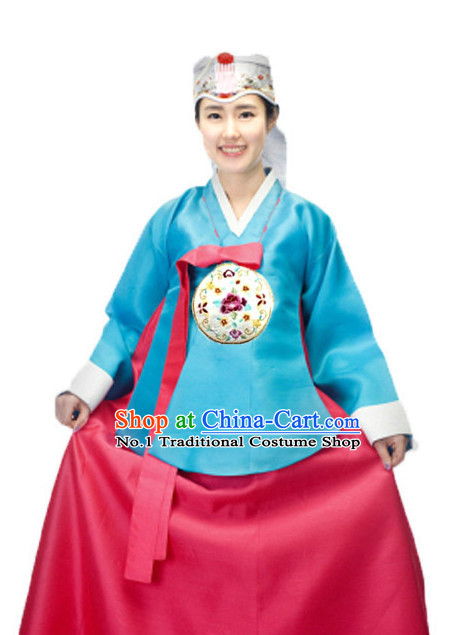 Top Korean Fashion Style Custom Made Costumes